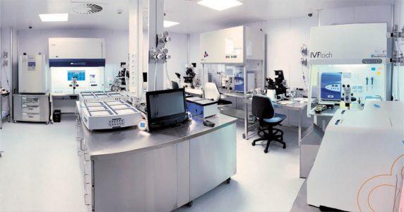 Εργαστήριο Εμβρυολογίας